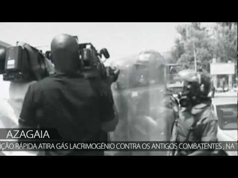 Azagaia - Mir Música De Intervenção Rápida video