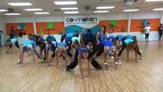 """FIREBALL"" @pitbull (Choreo by Kelsi)"