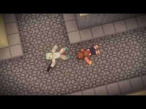 CS GO:Майнкрафт Анимация Hypixel