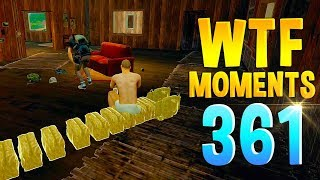 PUBG Daily Funny WTF Moments Highlights Ep 361