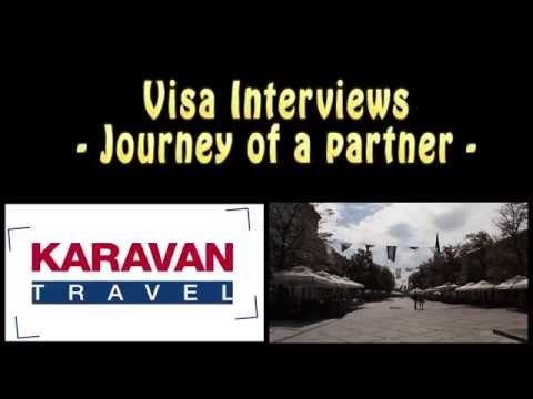 Visa interviews - Work and travel USA  - Karavan travel