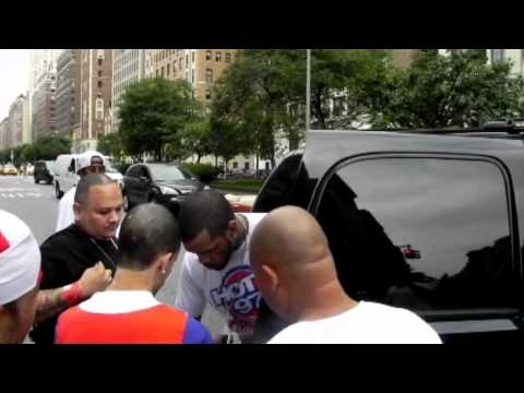 2011 Puerto Rican Day Parade HD (Chillin wit Lloyd Banks, Joell Ortiz, Hot97 & more)