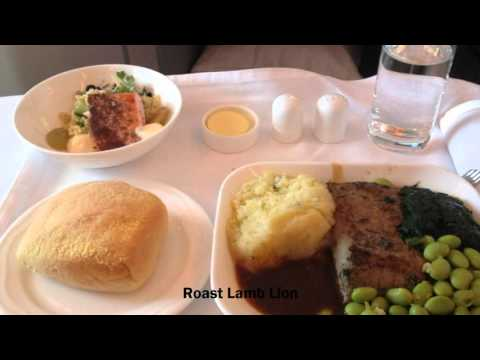 Emirates Business Class Experience from Auckland to Sydney EK413
