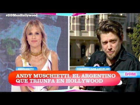 """Conocé La Historia De Andy Muschietti El Cineasta Argentino Que Dirigió La Película """"IT"""""""