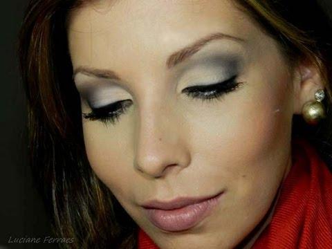 Maquiagem neutra e suave para o dia, com Luciane Ferraes