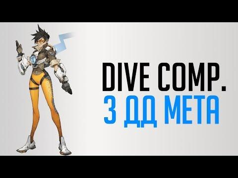 3 ДД мета и что такое dive comp.