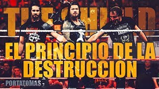 The Shield: El Principio de la Destruccion
