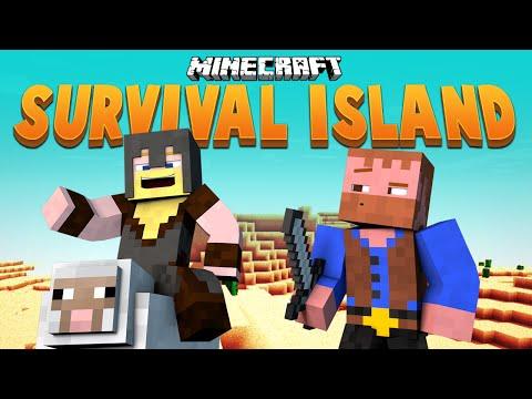 ENCHANTMENT TIME ★ Minecraft Survival Island (8)
