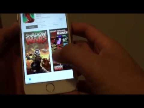 iPhone 7: How to Install Apps Over Mobile Data / 4G / 3G