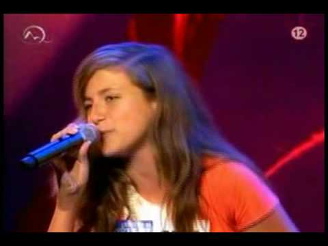 Slovakia's Got Talent - Lucia Lancosova - Mercy