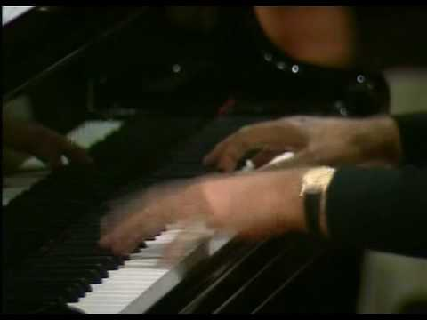 Mozart concerto 20 in d, K.466 - 1. Allegro (1of2) Gulda