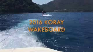 2016 Koray Wakeboard High Definition