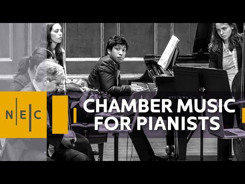 NEC's Chamber Music for Pianists
