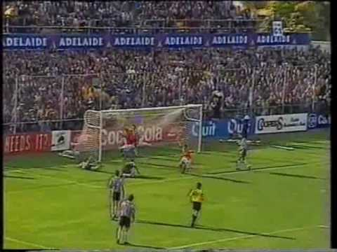 HIghlights from the 1994/1995 NSL Grand Final - made for the 2010 Champions Gala.