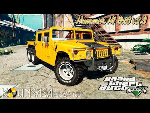 Hummer H1 6X6 v2.3