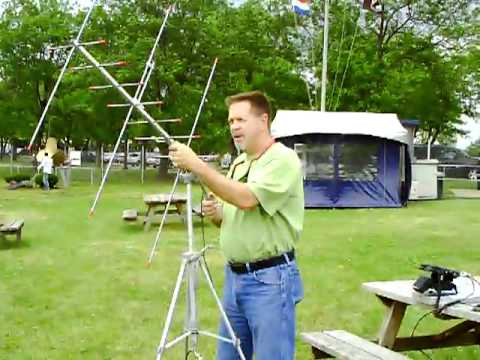 Field Day 2011 W8COD -- USS COD Amateur Radio Club #01