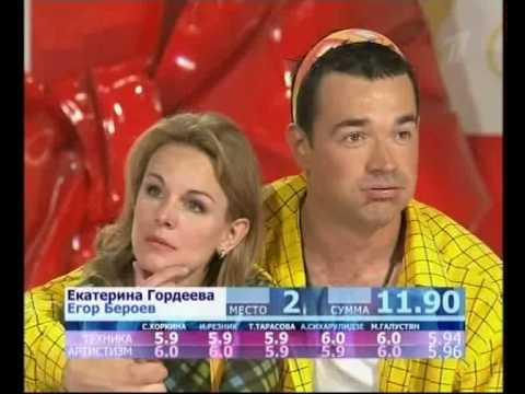 Ice Age-2 2008/09/27, Gordeeva Beroev 2