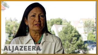 🇺🇸 Running to be first female Native American in Congress | Al Jazeera English