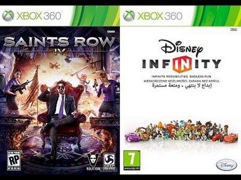 Saints Row IV & Disney Infinity Reviews--Vlogs on Foster Mom living!