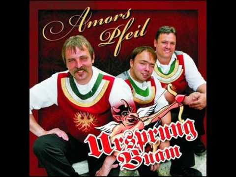 Ursprung Buam - Die Sterne Tanzen Album: 2010 Amors Pfeil neu