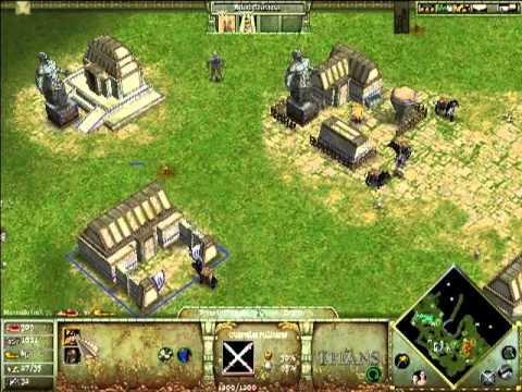 Age of Mythology - The titans Expansion [GAMEPLAY] HD PARTE TWO!