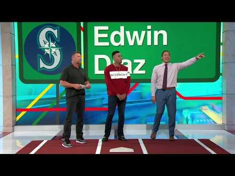 Edwin Diaz Talks Pitching