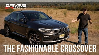 2019 BMW X4 XDrive30i Crossover Coupe Review