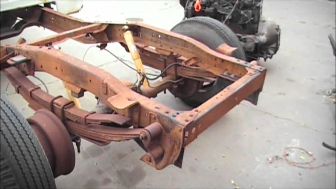 72 Chevy C/30 4x4 Cummins Conversion - YouTube