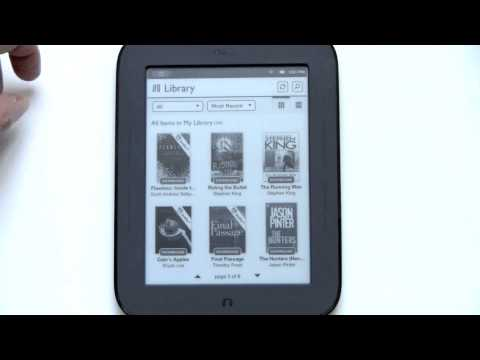 The Nook Simple Touch Review