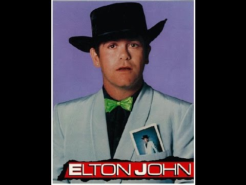Elton John - I Am Your Robot