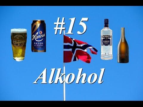 Nowy W Norwegii #15 - Alkohol W Norwegii