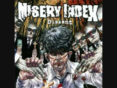Misery Index - The Imperial Ambition