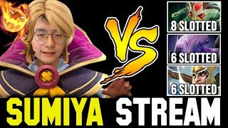 Who is  Stronger Late Game Carry?   Sumiya Invoker Persona Stream Moment #869