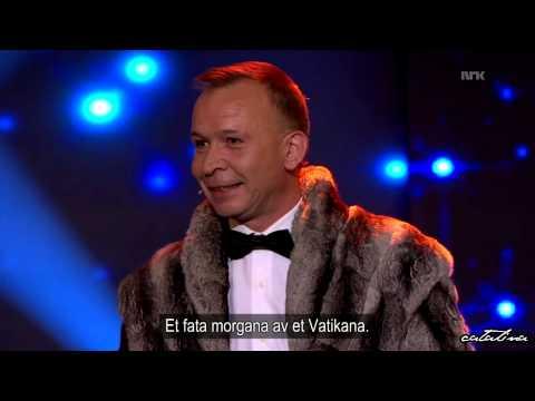 Alexander Rybak, Chat Noir 100-year anniversary show