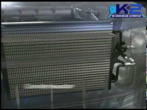 Condensador automotivo