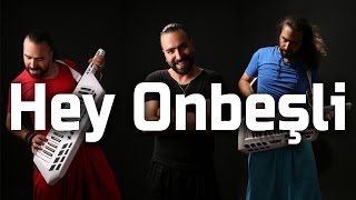 Sergio - Hey Onbeşli ( Official Lyric Video )