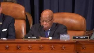 Rep. John Lewis Speaks About Social Security