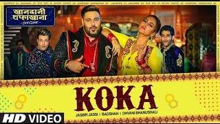Koka Song Badshah Mp4 Hd Video Wapwon