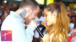 Download Lagu Every Song Mac Miller And Ariana Grande Wrote About Each Other Gratis STAFABAND
