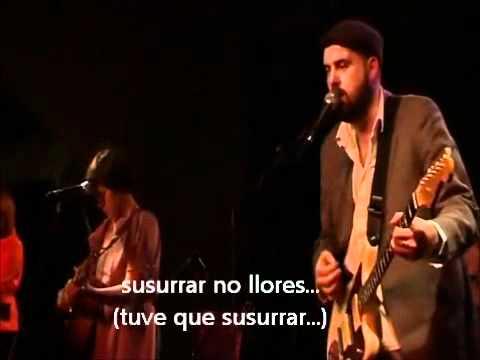 Tears for affairs- Camera Obscura, subtitulado al español