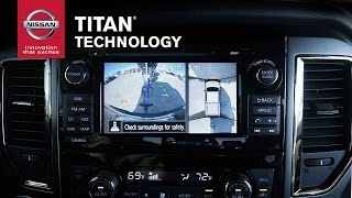 2017 Nissan TITAN | Interior Technology Explained