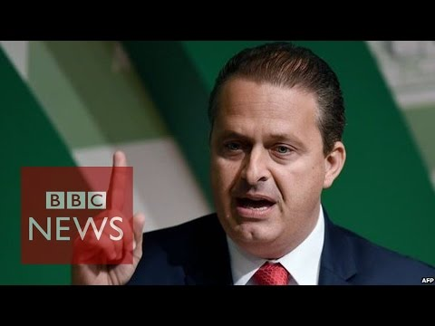 Brazil's Eduardo Campos killed in plane crash - BBC News