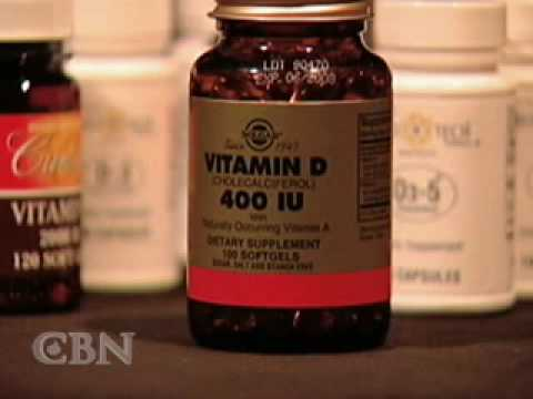 The Amazing Health Benefits of Vitamin D - CBN News