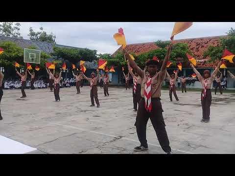 Kejadian unik saat demo lapangan di smp negri 2 losari Cirebon
