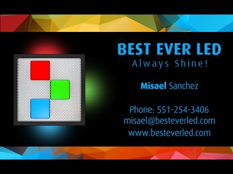 BET EVER LED, LLC. P10 Outdoor SMD LED Display