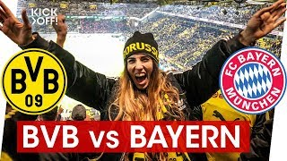 "Dortmund vs Bayern: Going to ""Der Klassiker"" 