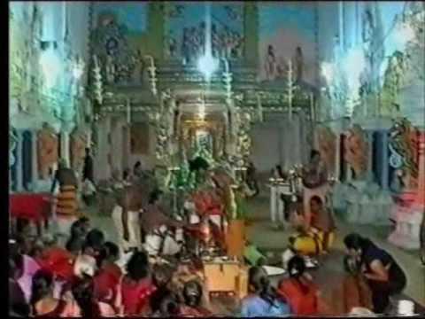 Sri Lanka Jaffna Keerimalai Hindu Sivan Temple Pt 1