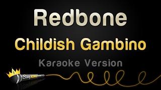 download lagu Childish Gambino - Redbone Karaoke Version gratis