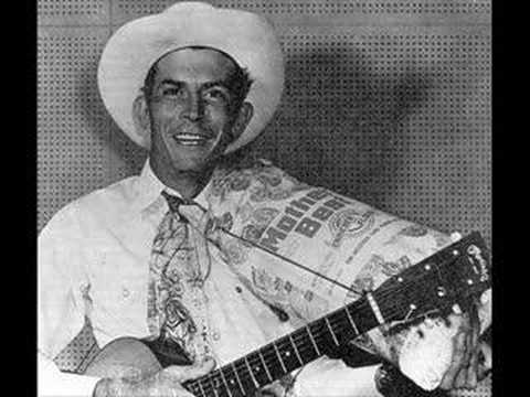 TENNESSEE BORDER by Hank Williams