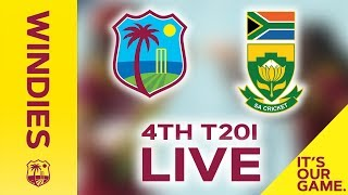 FULL MATCH | Windies Women v South Africa | 4th T20I - 4 October 2018